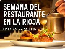 La Semana del Restaurante en La Rioja