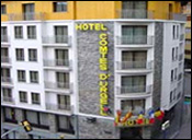 Hotel Comtes D` Urgell