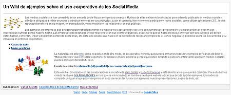 Wiki Social Media