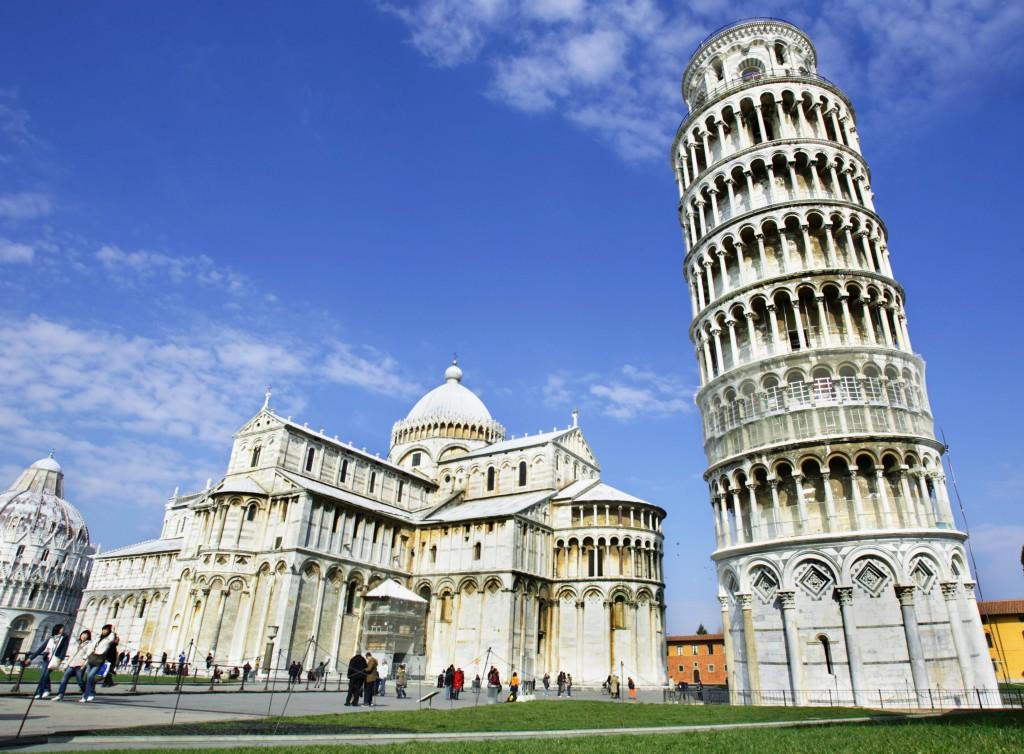 foto de Cosas que (quizá) no sabías sobre la Torre de Pisa Houdinis