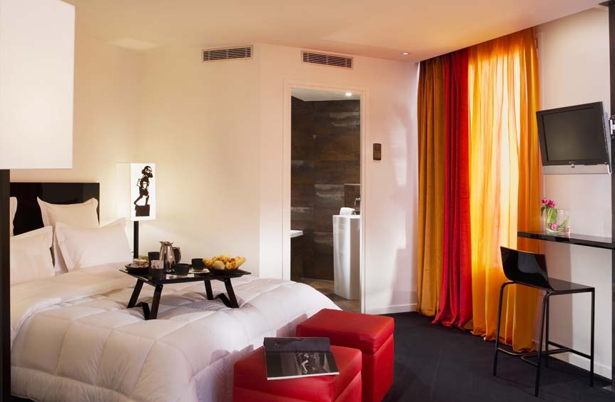 Hoteles En Par S Dise O Y Exclusividad En La Ciudad De La