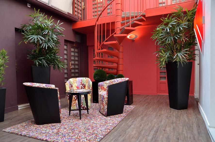 Hoteles en par s dise o y exclusividad en la ciudad de la for Hoteles diseno paris