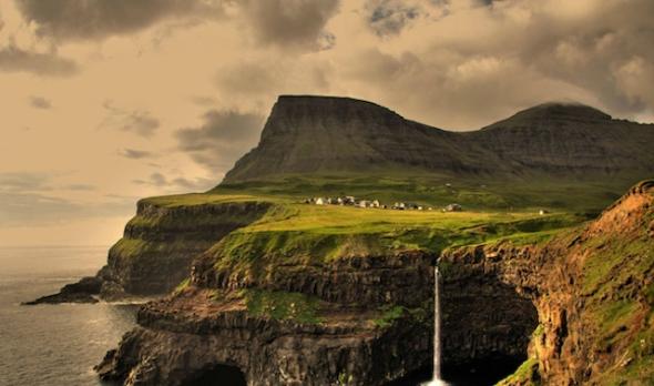 Este archipiélago está situado entre Escocia, Noruega e Islandia. Foto de: Gareth Codd.