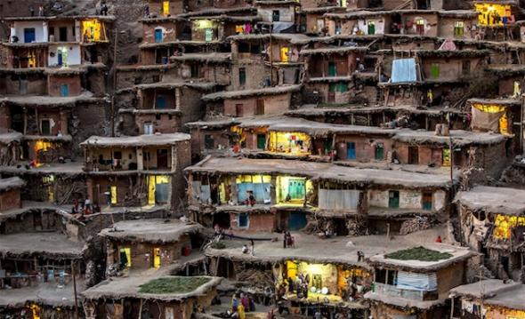 Sí, tienen electricidad. Foto de Mohammadreza Momeni.