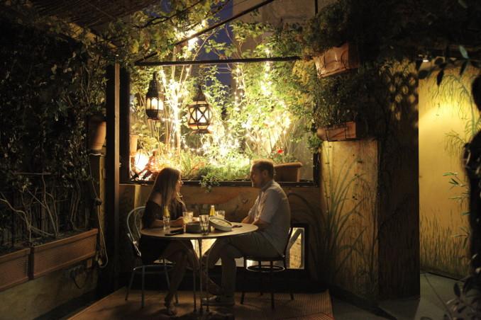 Restaurantes con vistas en madrid for Restaurantes con terraza madrid