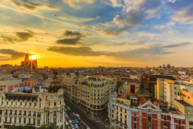 Madrid Terraza