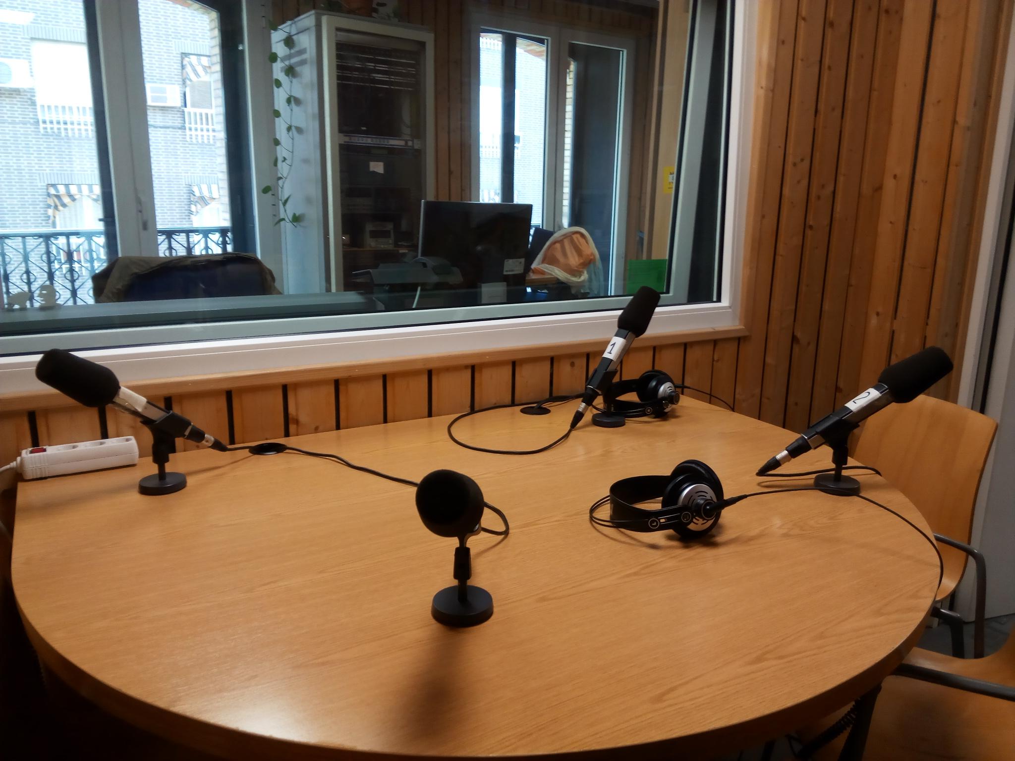LABO DE RADIO