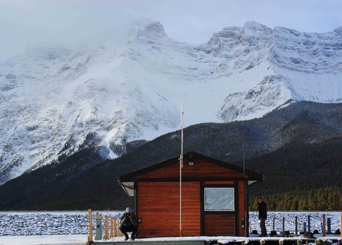 Cabaña Canadá