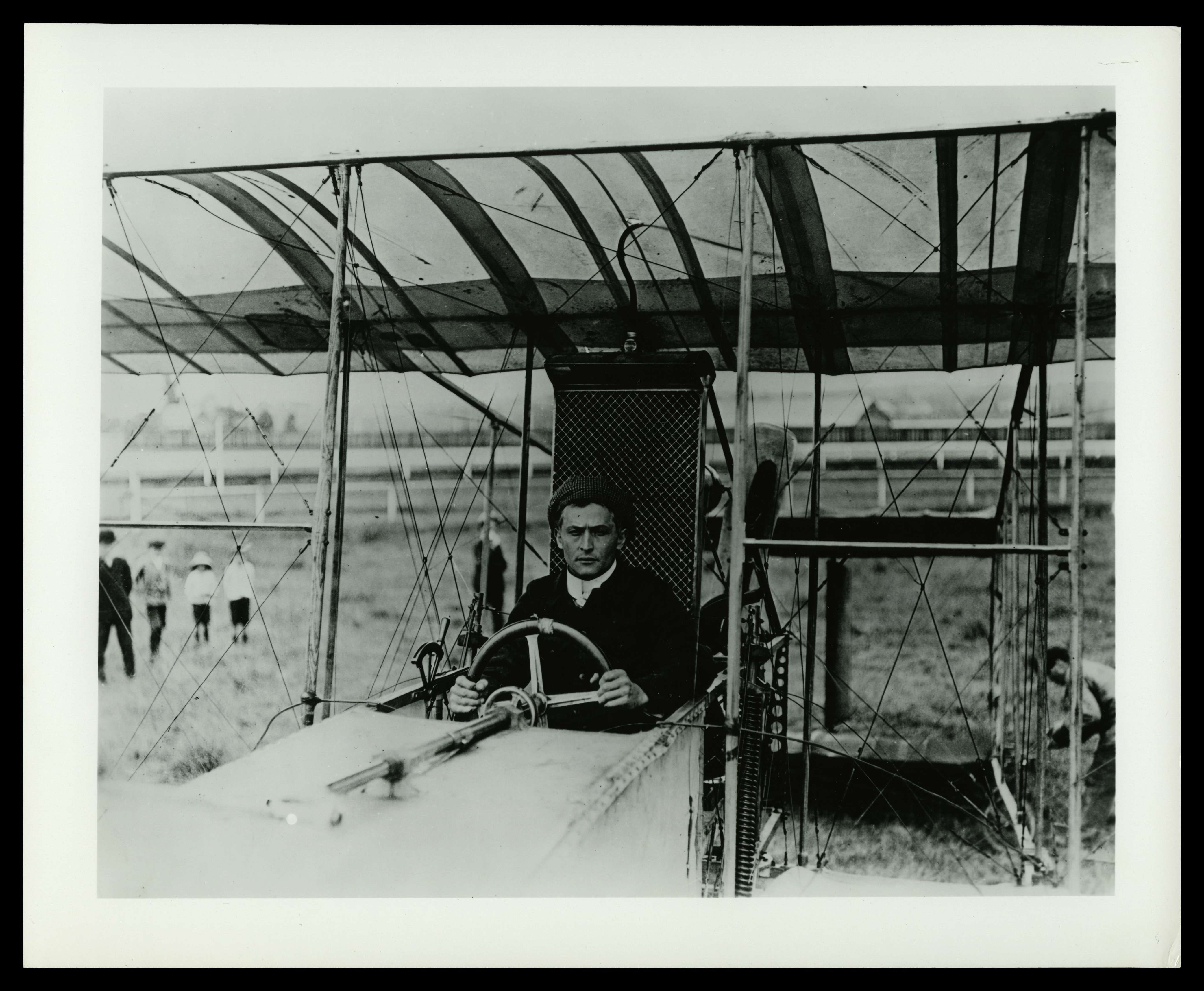 Houdini en Avión
