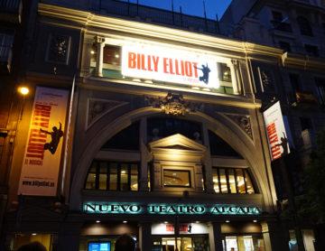 Billy Elliot Madrid