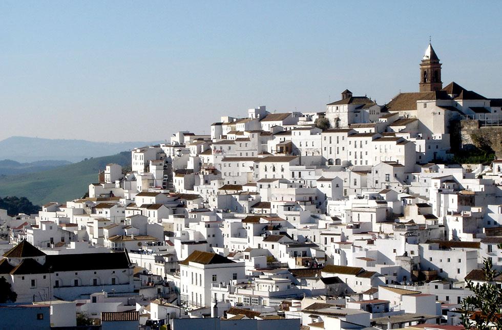 Los 5 pueblos blancos que no te puedes perder en Andalucía