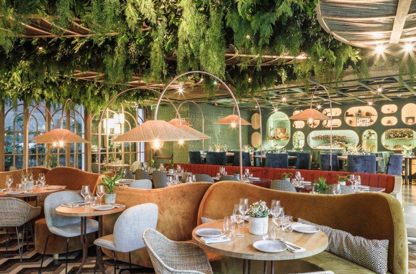 """Mejores restaurantes """"tropicales"""" de Madrid - Houdinis"""