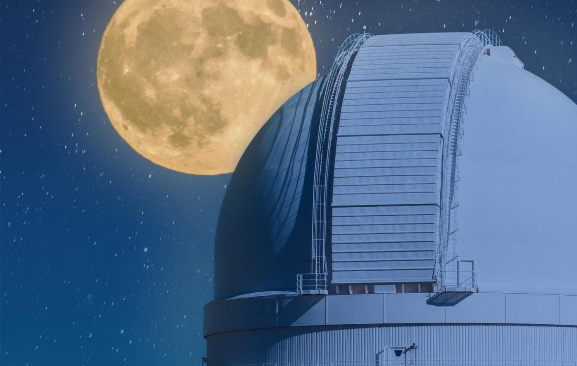 Observatorio Astronómico Calar Alto