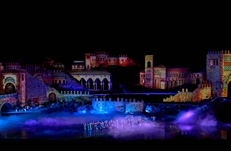 El sueño de Toledo es Puy du Fou - Houdinis
