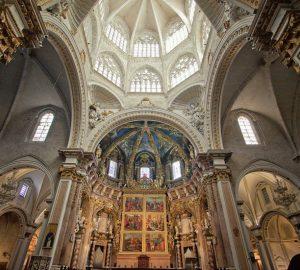 Interior de la Catedral de València