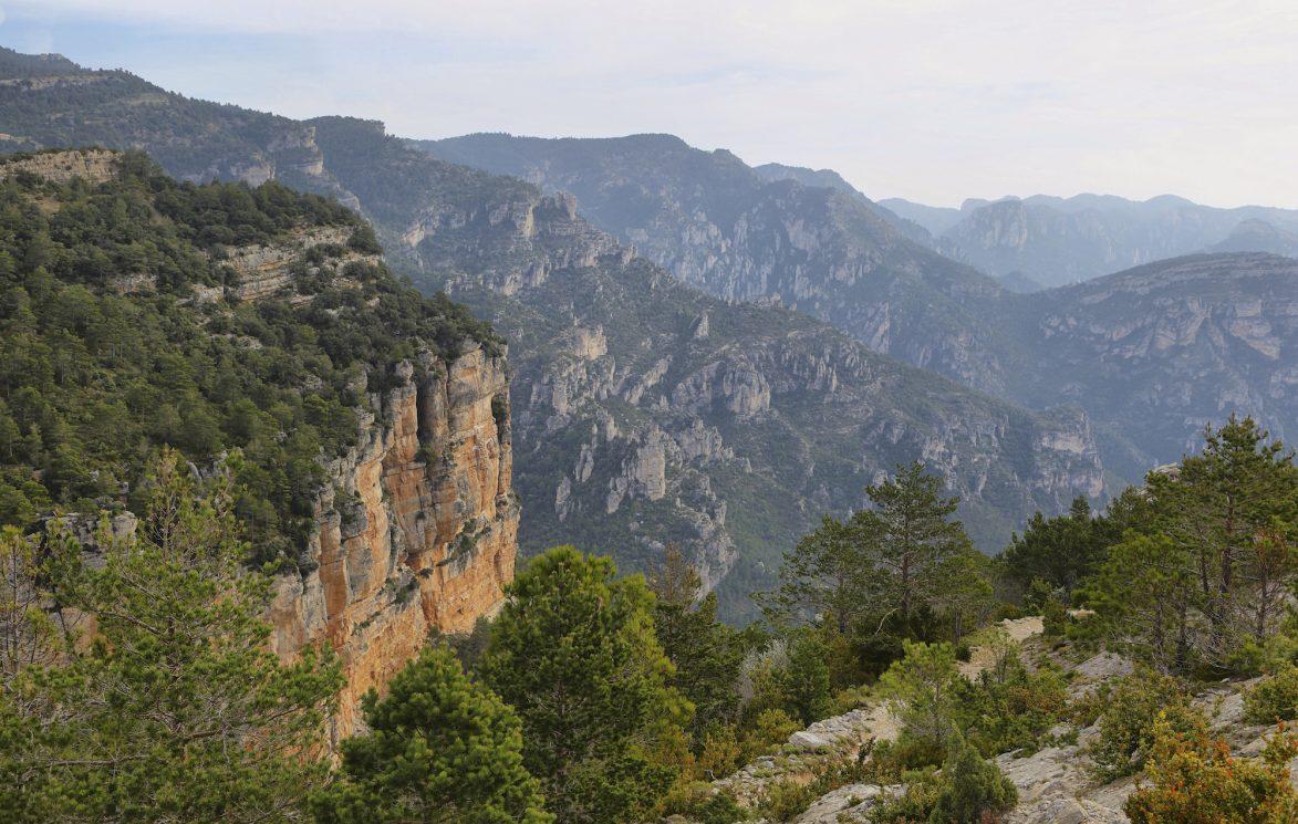 Parque Natural de Tinença de Benifassà. Comunitat Valenciana