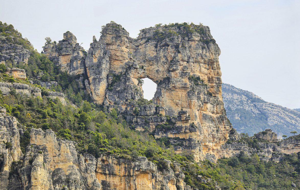 Parque Natural de Tinença de Benifassà.