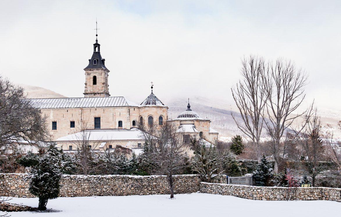 Monasterio Santa María de El Paular. Rascafría.