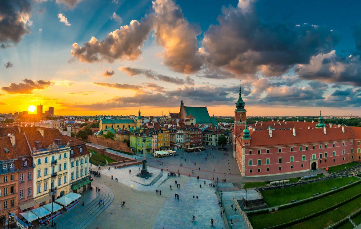 Varsovia, ciudad antigua