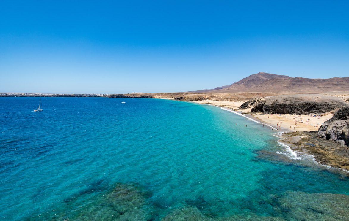 Playa Blanca Papagayo