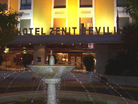 Hotel HOTEL ZENIT SEVILLA