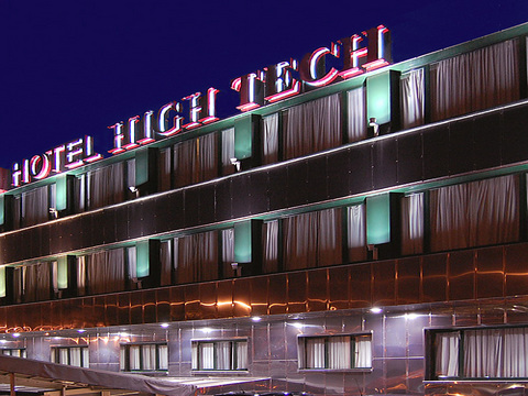 Hotel High Tech Arturo Soria